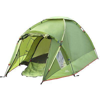 MoKo Waterproof Family Camping Tent 3 Person 4 Season ...
