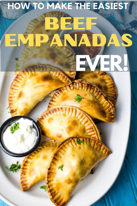 Easy Beef Empanadas Kitchen Dreaming Recipe Beef Empanadas Empanadas Easy Empanadas