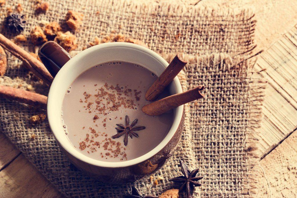 Healthy Hot Drinks for Winter