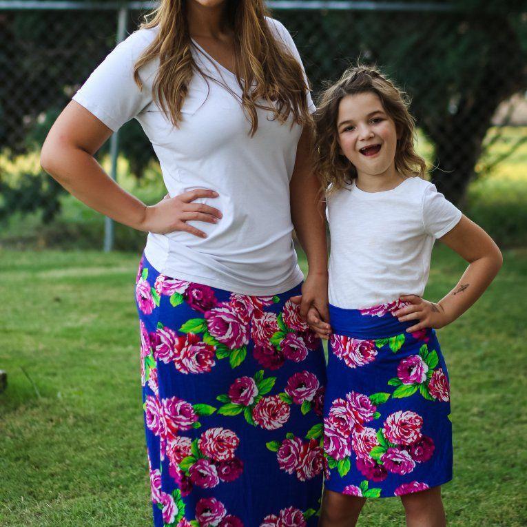 Mama Chloe Skirt & Maxi