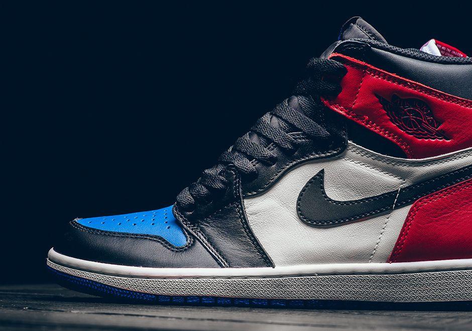 na wyprzedaży zamówienie online buty do biegania Air Jordan 1 Top 3 Release Details 555088-026 | Jordans ...