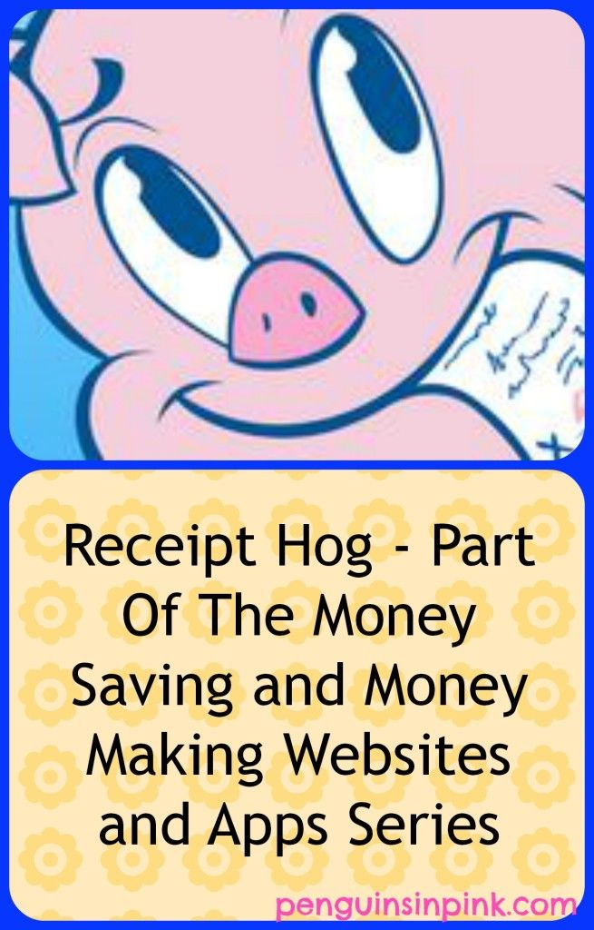 Receipt Hog App Review Part Of The Money Saving and