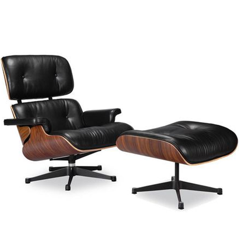 Incredible Eames Lounge Chair And Ottoman By Charles And Ray Eames Cjindustries Chair Design For Home Cjindustriesco