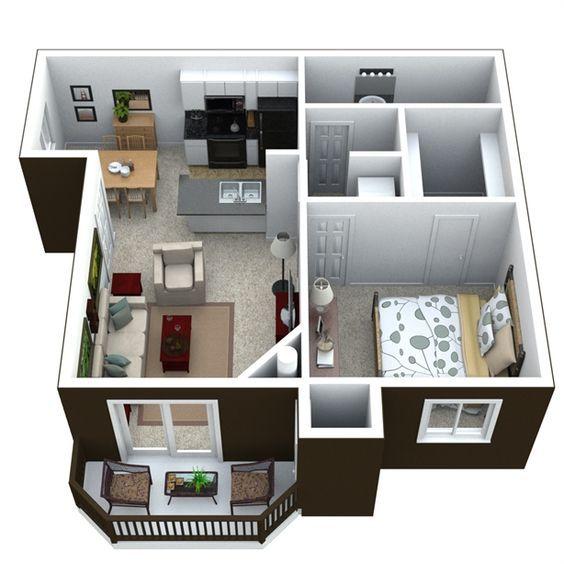 Pin by jason ahern on floor plans for Plantas para interiores de casa