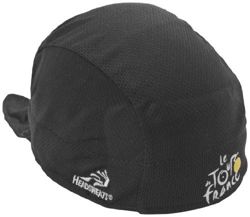 Headsweats Tour de France Performance Shorty Cycling Skull Cap
