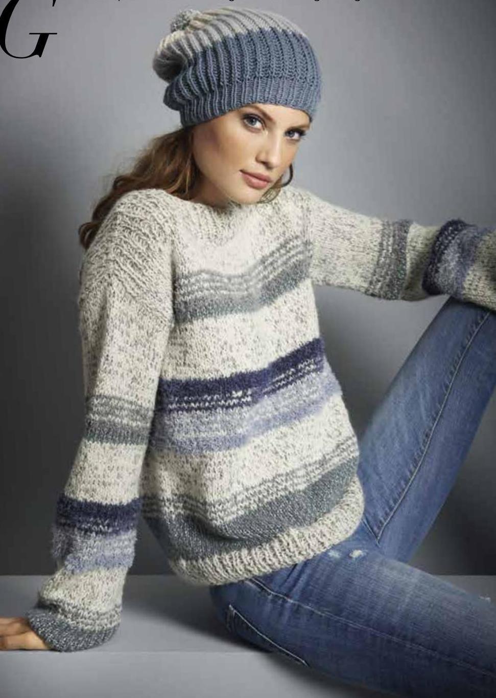 Lana Grossa FILATI Uitgave 52 (Herfst/Winter 2016/17) (NL ...