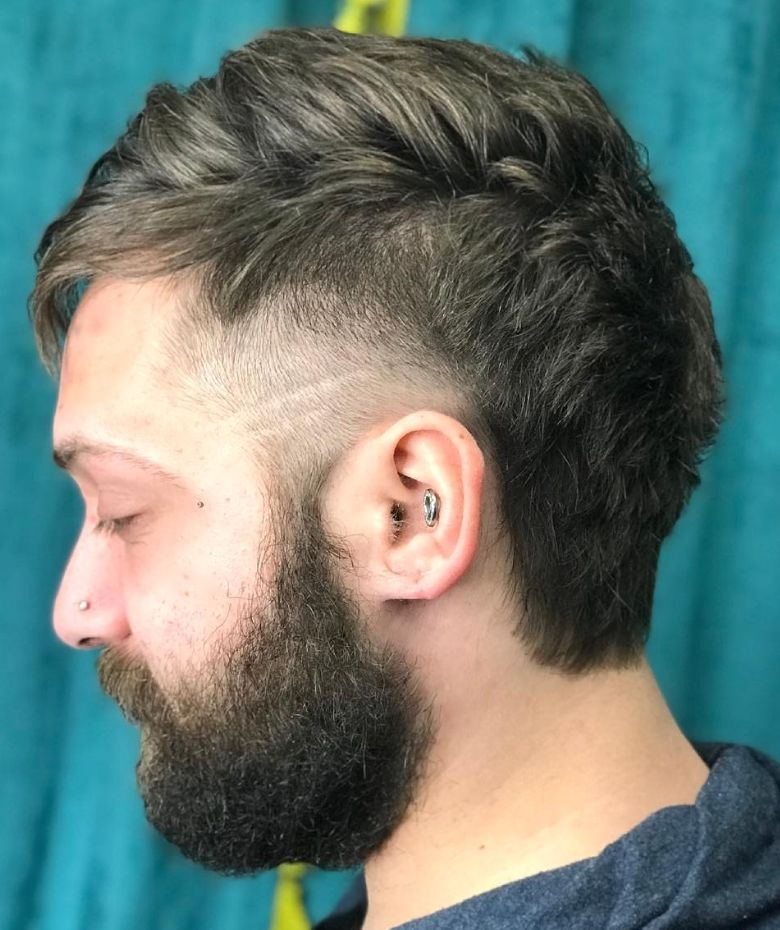 Top 41 Punk Hairstyles For Men 2019 Choicest Collection Punk Hair Mohawk Hairstyles Men Mens Hairstyles Thick Hair