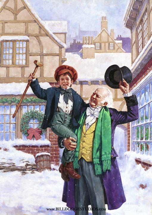 "A Christmas Carol"" Bill Dodge 2015 | Christmas carol charles dickens, Dickens christmas carol ..."