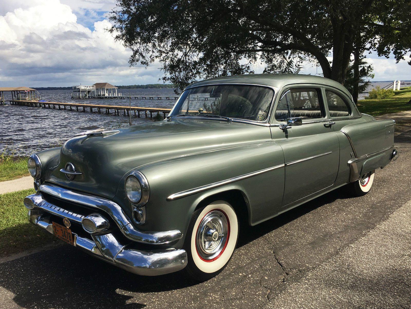 1953 oldsmobile eighty eight 2 door sedan ebay