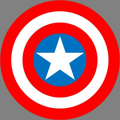 C25073e3202ffadb60ea184e05927f2e Png 406 406 Escudo Capitan America Cumpleanos De Los Vengadores Capitan America