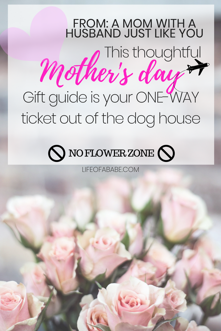 Nope, not tax season, I'm talking about Mother's day! Today we're steering  clear of discussing our postpartum and breastfeeding issues and we're  focusing on ...