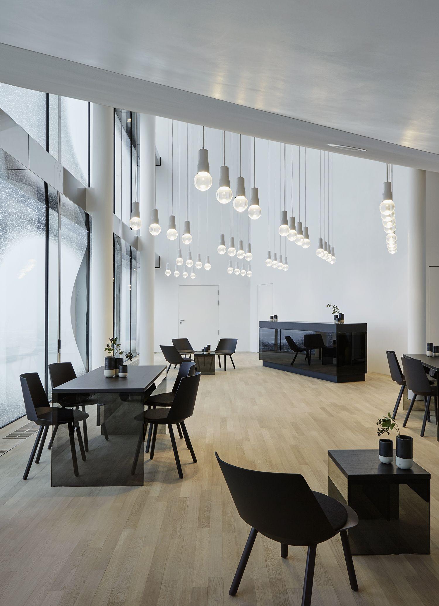 Elbphilharmonie: Möblierung und Architektur im Einklang   Modernes ...