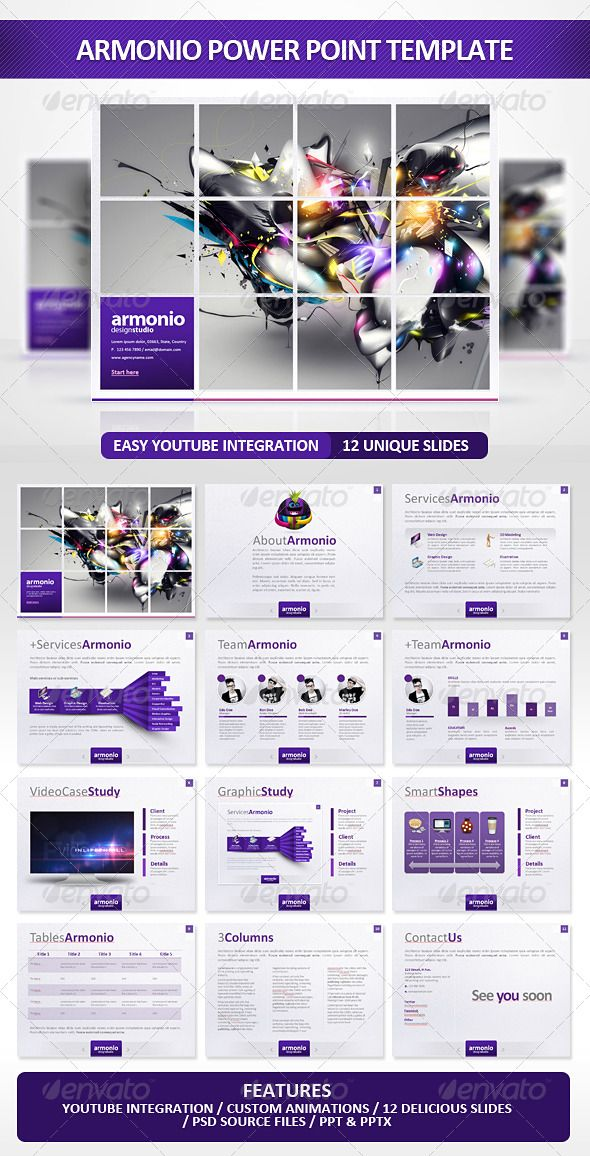 Great power point presentations