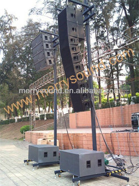 Q1 Line Array Used Pa System For Sale Speaker Box Line