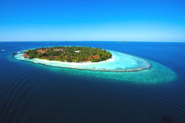 Kurumba Paradise on Earth, Maldives.