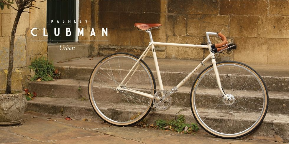 Clubman Urban | Gents Racing Style City Bike | Pashley