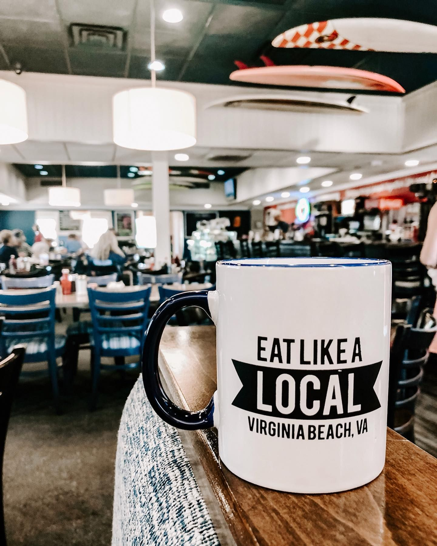 Wander2 2 Of 52localwanders Mary S In Virginia Beach Serving Breakfast For Over 60 Years In The Salty Air Be Sure In 2020 Virginia Beach Beach My First Date