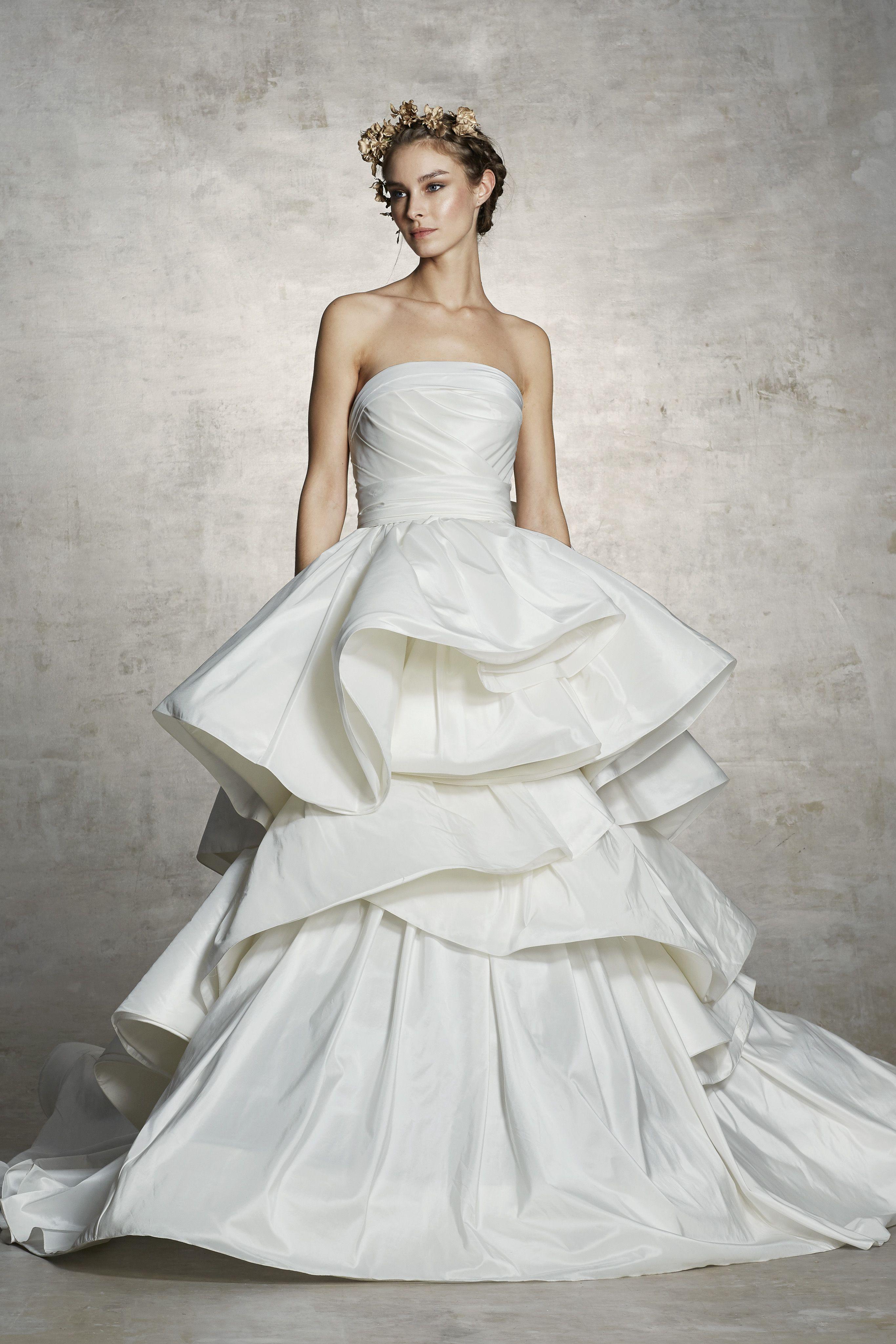 Marchesa bridal spring look marchesa bridal spring