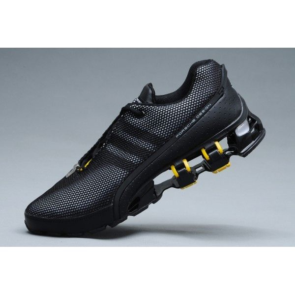 Adidas Porsche Design Sport Bounce S P5000 Trainers Homme - verge d'or noir  boutique