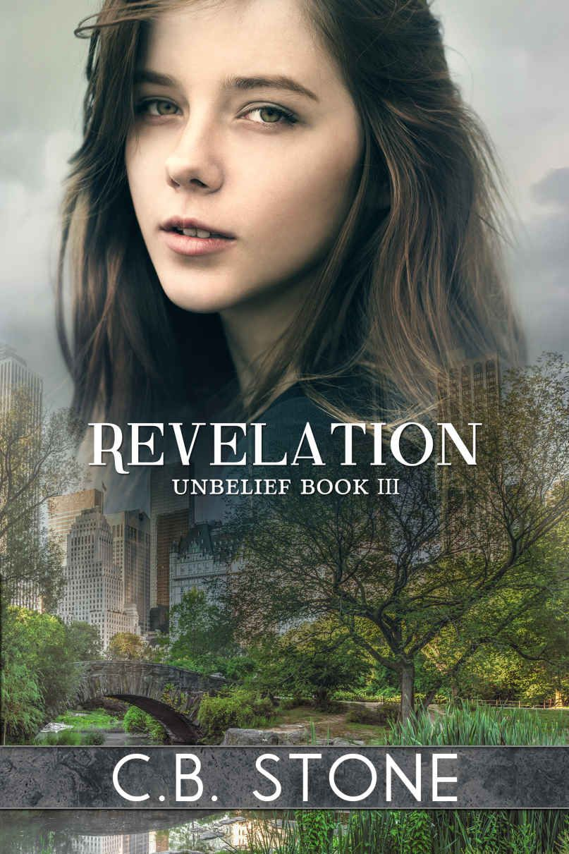 Amazon.com: Revelation: Dystopian Romance (Unbelief Book 3) eBook: C.B. Stone, Book Cover by Design: Kindle Store