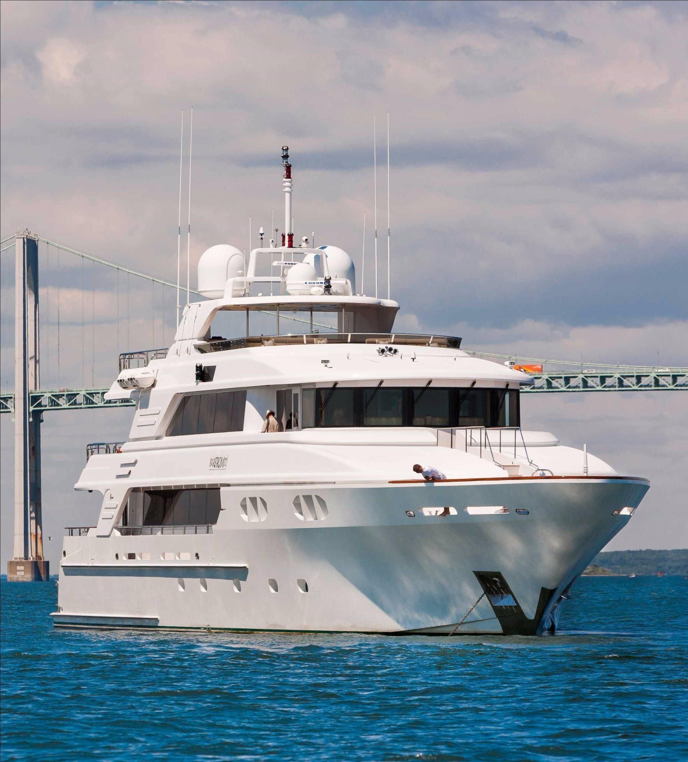 Superyachts For Sale >> 142 Richmond Yachts Superyachts Yacht For Sale