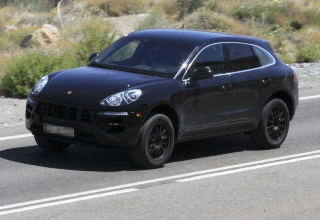 2012 Porsche Macan (Spy) | Wheels24