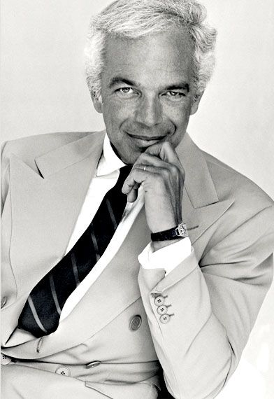 """I'm interested in longevity, timelessness, style - not fashion."" ~Ralph Lauren"