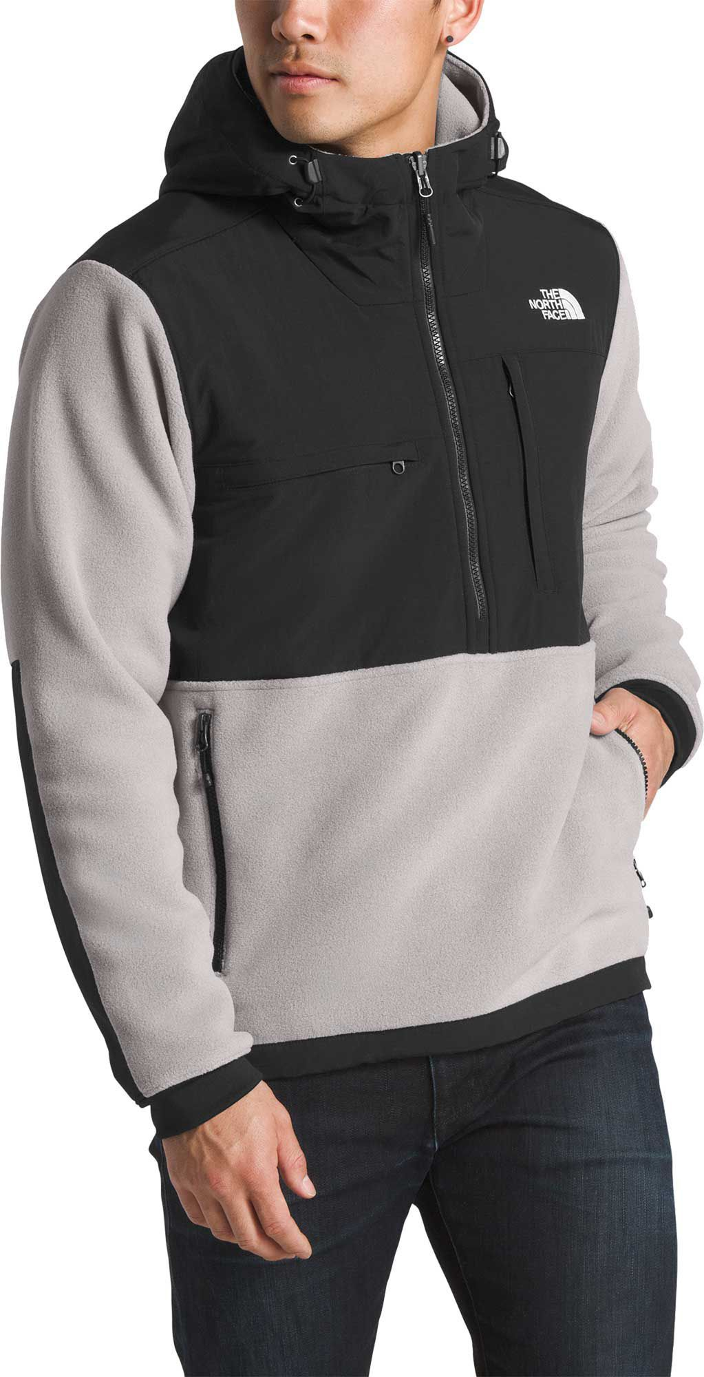 cd9bf5489 The North Face Men's Denali Fleece Anorak, Gray | Products in 2019 ...