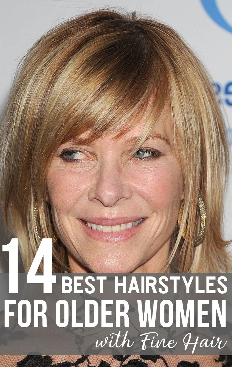 People Always Say That By Choosing The Right Hairstyle A 60 Year Old Woman May Become 15 In 2020 Older Women Hairstyles Haircut For Older Women Long Hair Older Women