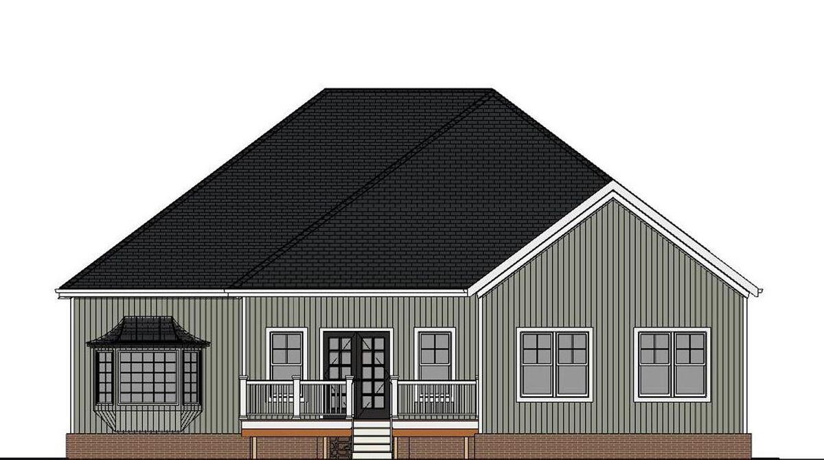 Plan 46281la Stylish Northwestern House Plan House Plans House Huge Windows