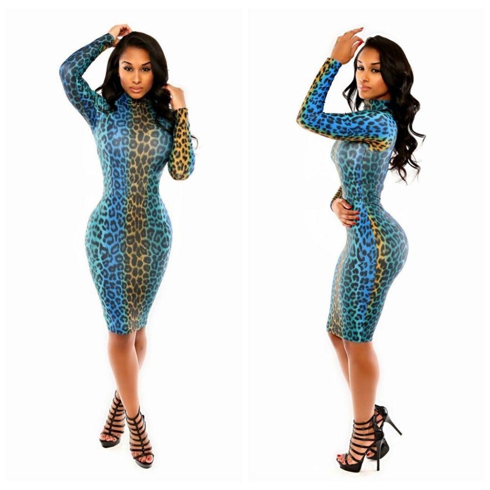 15 Must See Animal Print Plus Size Dresses Pins Full Figure