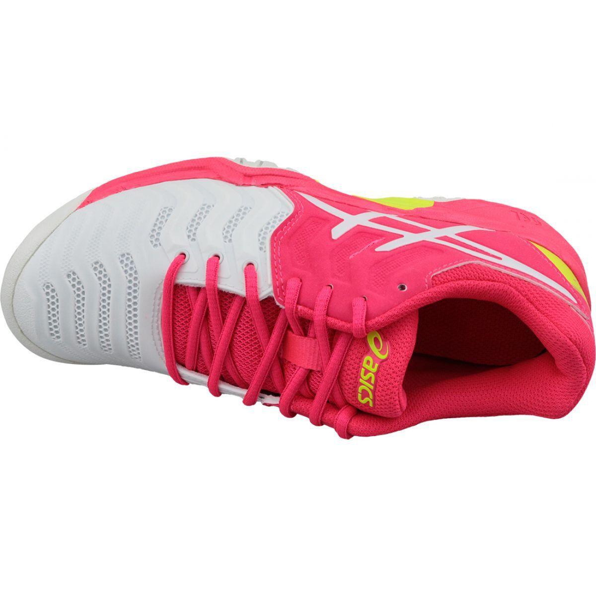 Tenis Ziemny Sport Asics Buty Tenisowe Asics Gel Resolution 7 Gs Jr C700y 116 Asics Asics Gel Girls Shoes