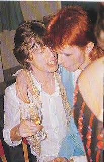 Chatter Busy: David Bowie And Mick Jagger's Gay Affair: Shocking Revelations By New Book