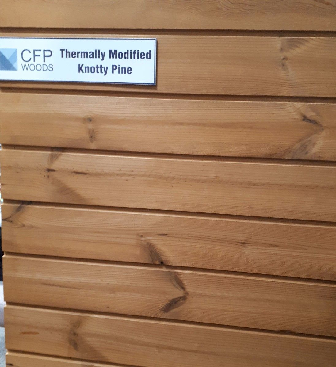 With The Recent Increase Of Price In Western Red Cedar Our Thermally Modified Pine Siding In Our A Grade Knotty Appearance Is T Wood Siding Green Building Wood
