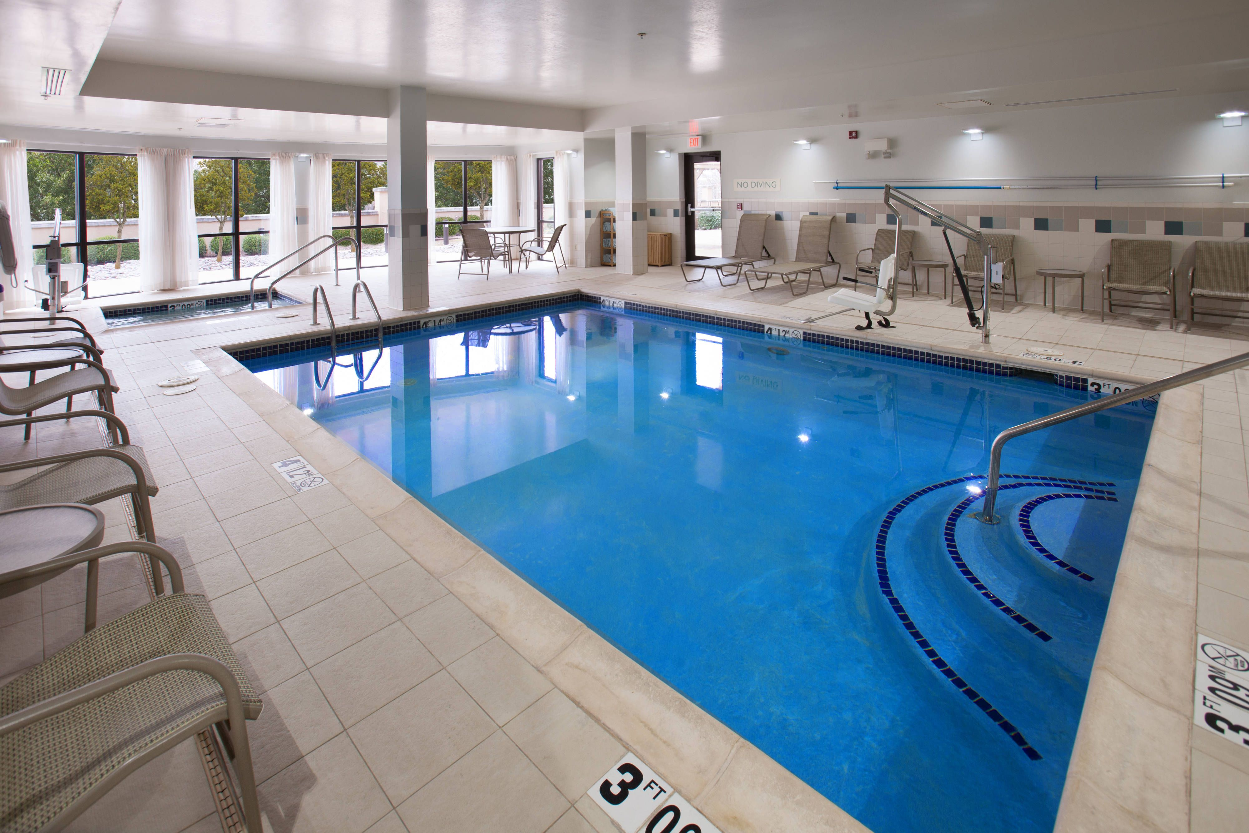 Courtyard Fayetteville Indoor Pool Courtyard Indoor Pool Courtyard Hotel
