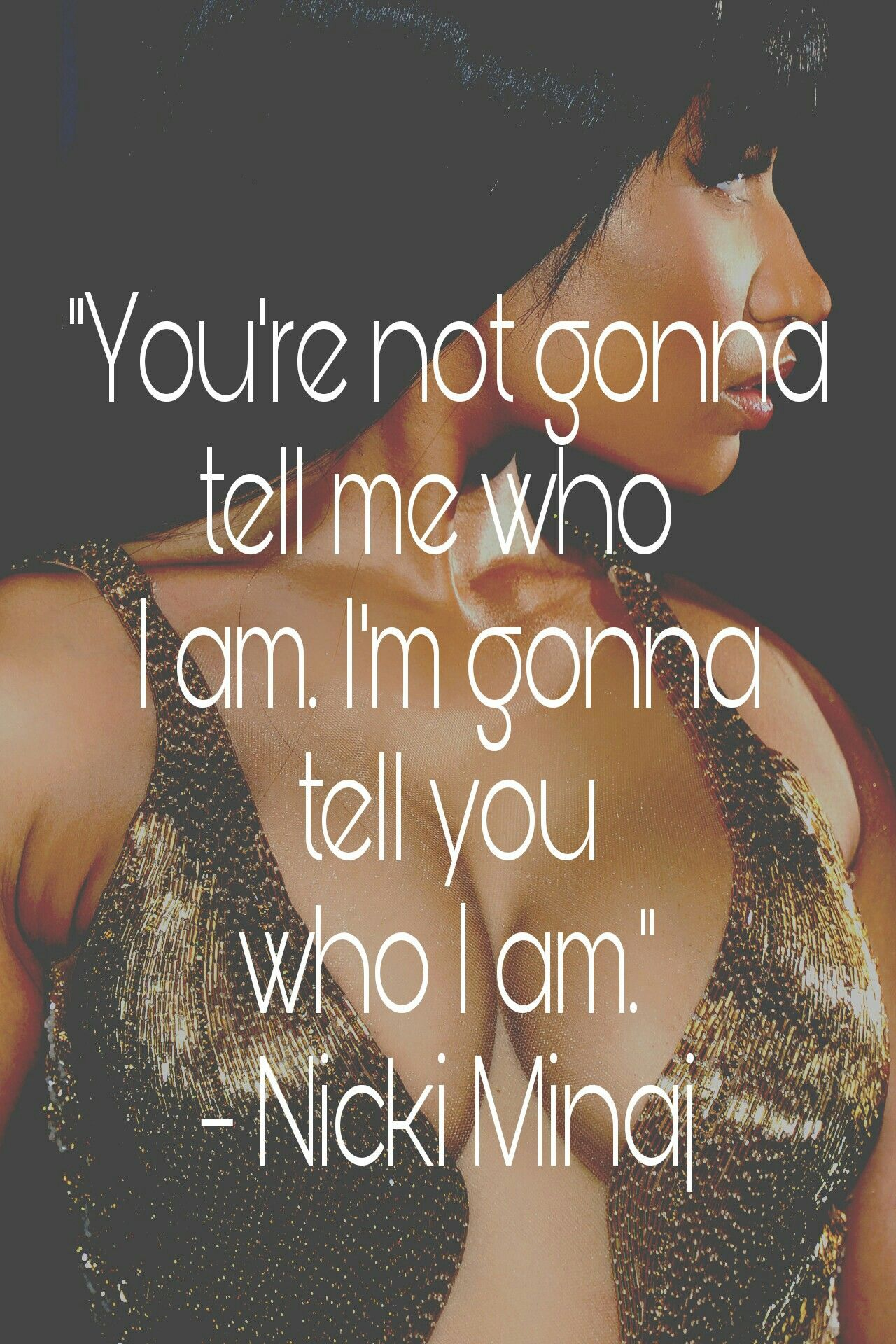 Nicki Minaj Quotes Quotes Pinterest Frases Citas And Frases