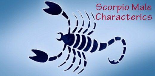 Dating male scorpio