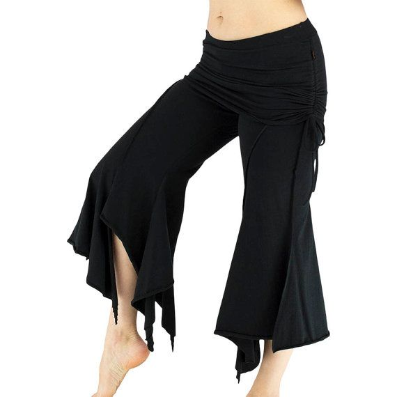 Hey, I found this really awesome Etsy listing at https://www.etsy.com/listing/256724000/cropped-pixie-pant-tribal-dance