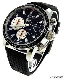 Chopard 168543-3001 Mille Miglia Jacky Ickx Edition V Stainless Steel Automatic Watch