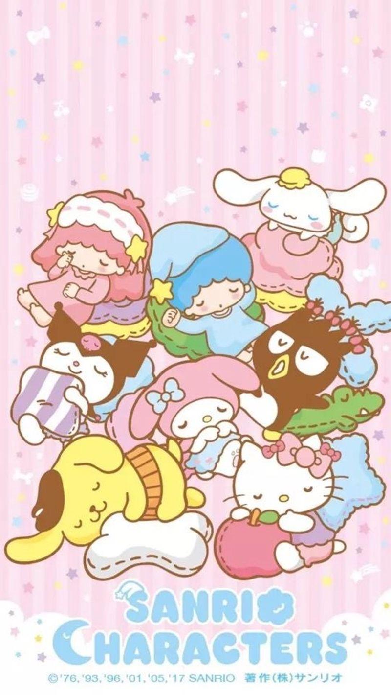 Sweet Magic: Wallpapers fofos para celular: Sanrio