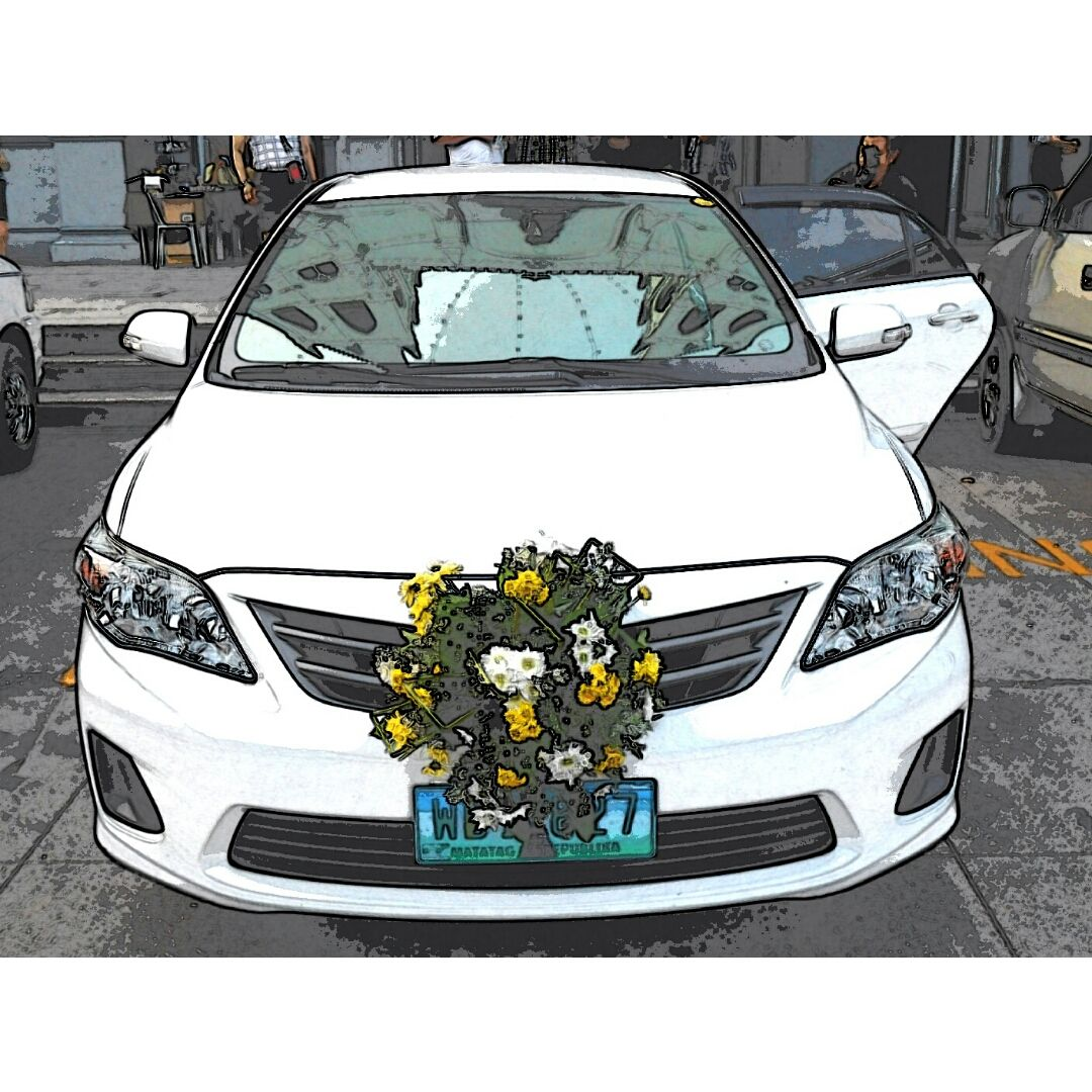 Design of bridal car - Bridal Car For Rent Metro Manila And Rizal Wedding For Only P3000