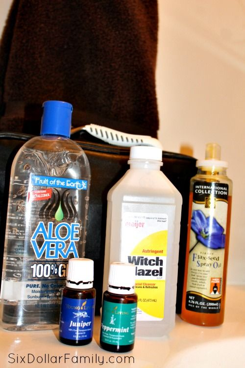 Easy Diy Aftershave For Men After Shave Easy Diy Special Gifts