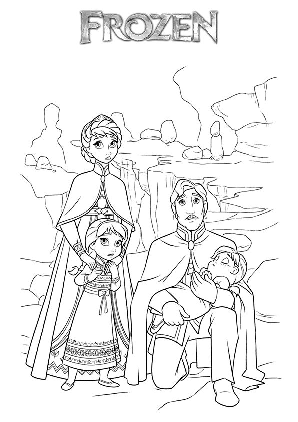 Print Coloring Image Momjunction Disney Coloring Pages