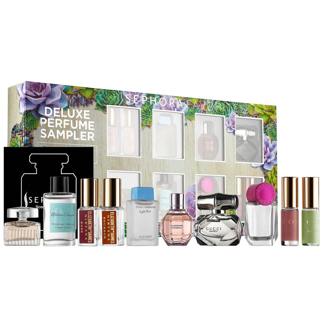 New at #Sephora- Sephora Favorites Deluxe Perfume Sampler | Perfume ...