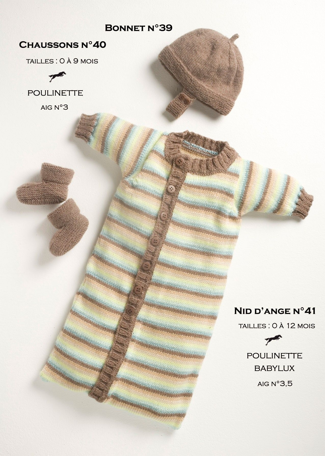 Pin de Deborah Urzo en Knit~Babies/Children | Pinterest
