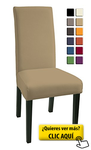 SCHEFFLER-HOME Mia Fundas de sillas en microfibra... #silla ...