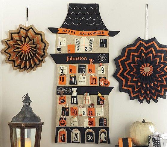 Outstanding Haunted House Countdown Calendar Boo Halloween Download Free Architecture Designs Scobabritishbridgeorg