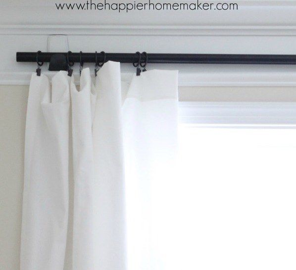 And Of Course Command Hooks Will Hold Up Your Curtain Rods Too