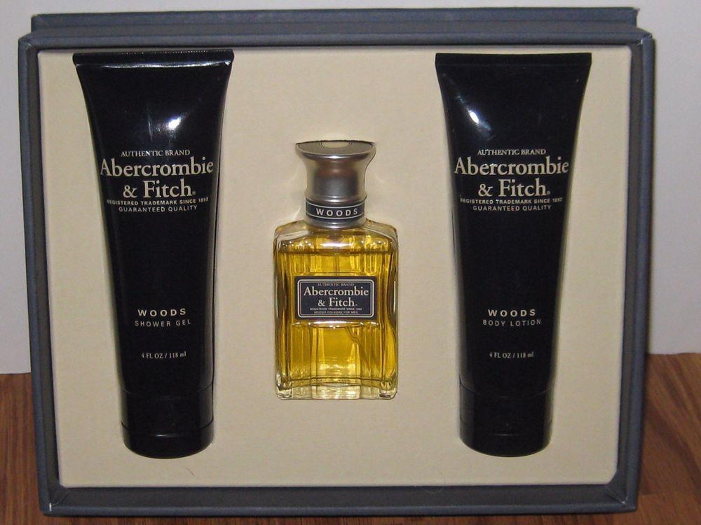Abercrombie Fitch Woods Original Vintage From 1990 S 2005 Brings Back Memories Vintage Gifts Gift Set Vintage