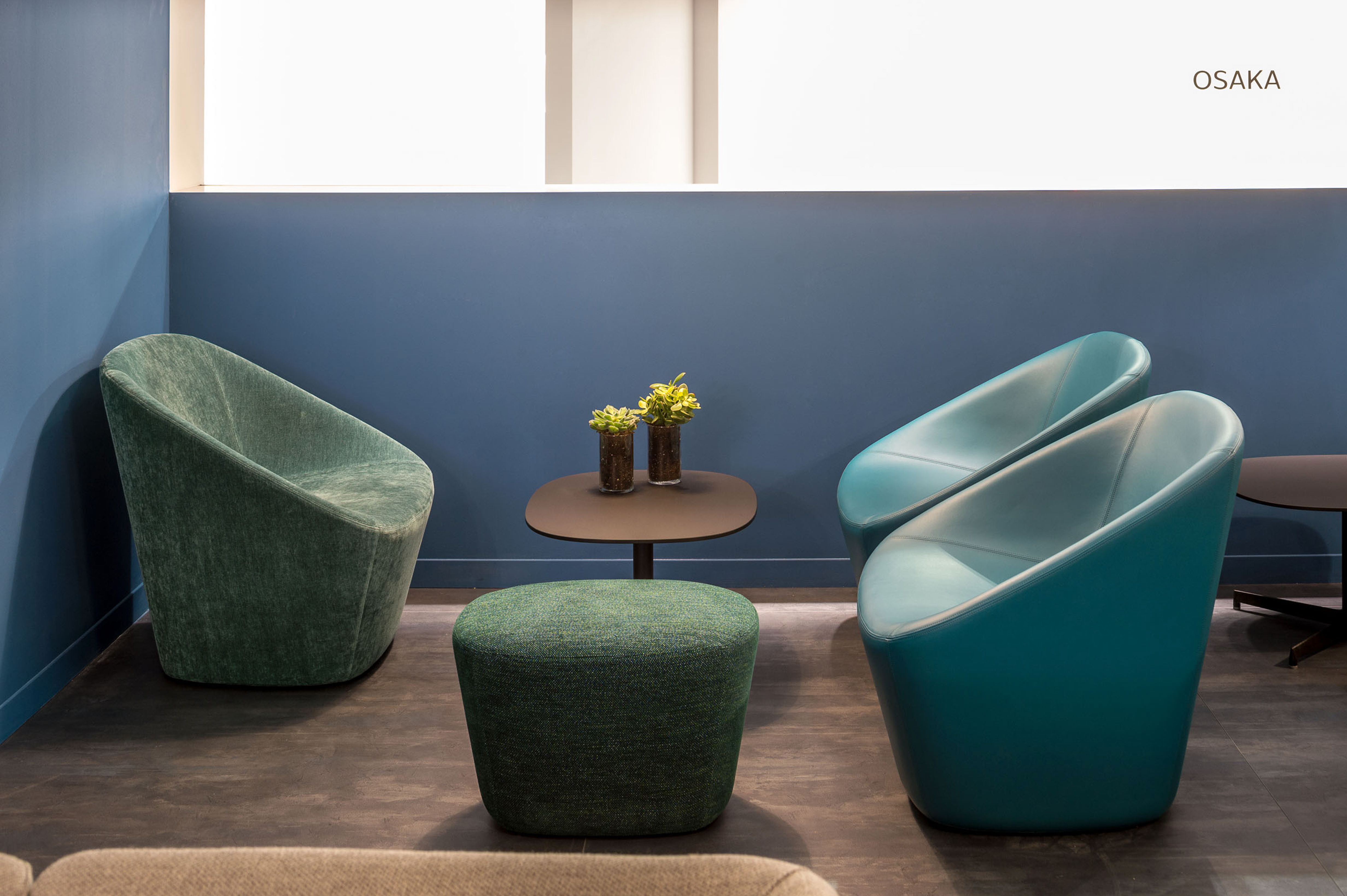Pedrali At Salone Del Mobile 2016   Log Sofa